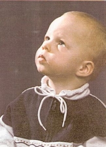 Jordi - obit and program photo age 2